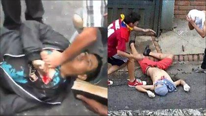 Caracas, la capital, registró una abrumadora tasa de 122 asesinatos cada 100.000 habitantes, el doble del promedio nacional de casi 60 y muy por encima del promedio regional de 24