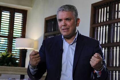 """Iván Duque aseguró ser una persona """"provida"""" (REUTERS/Javier Andrés Rojas)"""