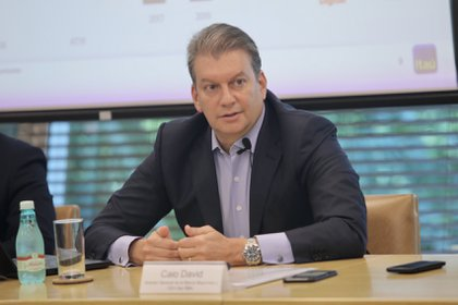 Caio David, CEO de Itaú BBA