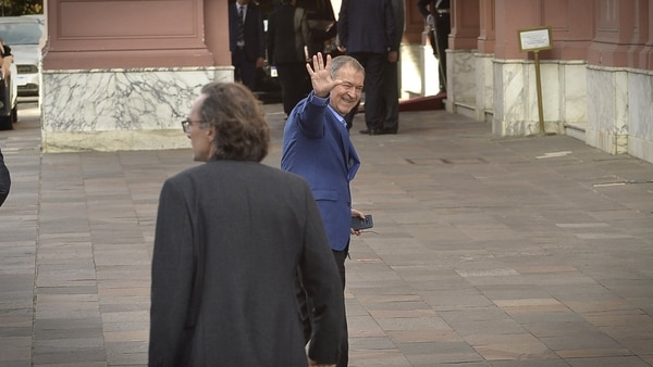 El gobernador de Córdoba, Juan Schiaretti