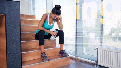 El aumento de peso junto con el sedentarismo, hicieron estragos en los hábitos saludables de gran parte de la población (Shutterstock)