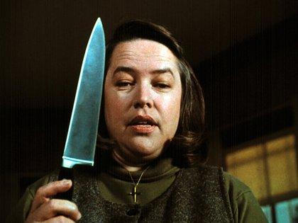"""Kathy Bates en """"Misery"""""""