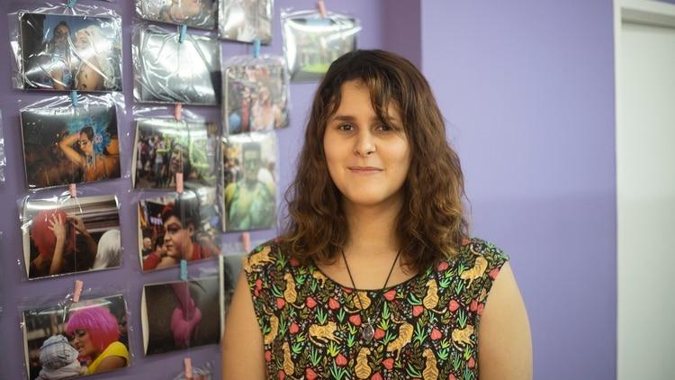 A diferencia del 90% de travestis y trans, Luvia no estuvo en situación de prostitución y llegó hace un tiempo a la Argentina desde Venezuela