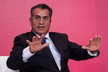 """Jaime Rodríguez """"El Bronco"""", gobernador del estado de Nuevo León (FOTO: Isaac Esquivel /Cuartoscuro)"""