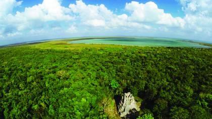 Reserva de Sian Ka'an (Foto: Wiki Commons)