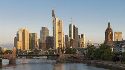 Frankfurt (Shutterstock)
