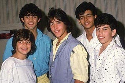 Ricky Martin fue parte de Menudo pero hasta ahora no hizo referencia a la serie