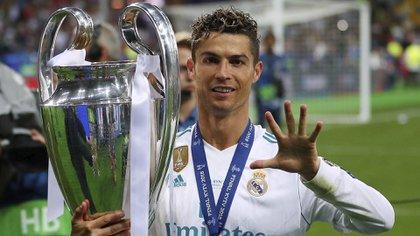 Cristiano Ronaldo se marcha del Real Madrid a la Juventus de Italia (Reuters)