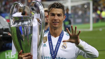 Cristiano Ronaldo podría ir a buscar su sexta Champions League a la Juventus (Reuters)