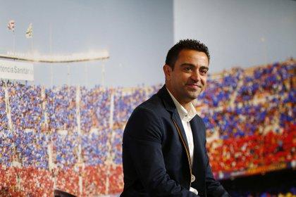 Xavi llegaría al FC Barcelona de la mano de Victor Font -  EFE