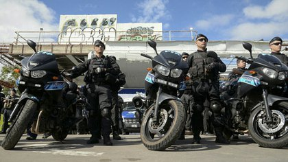 El cuerpo de efectivos tendrá agentes y recursos de diferentes organismos que componen la Policía Federal. (Foto NA)