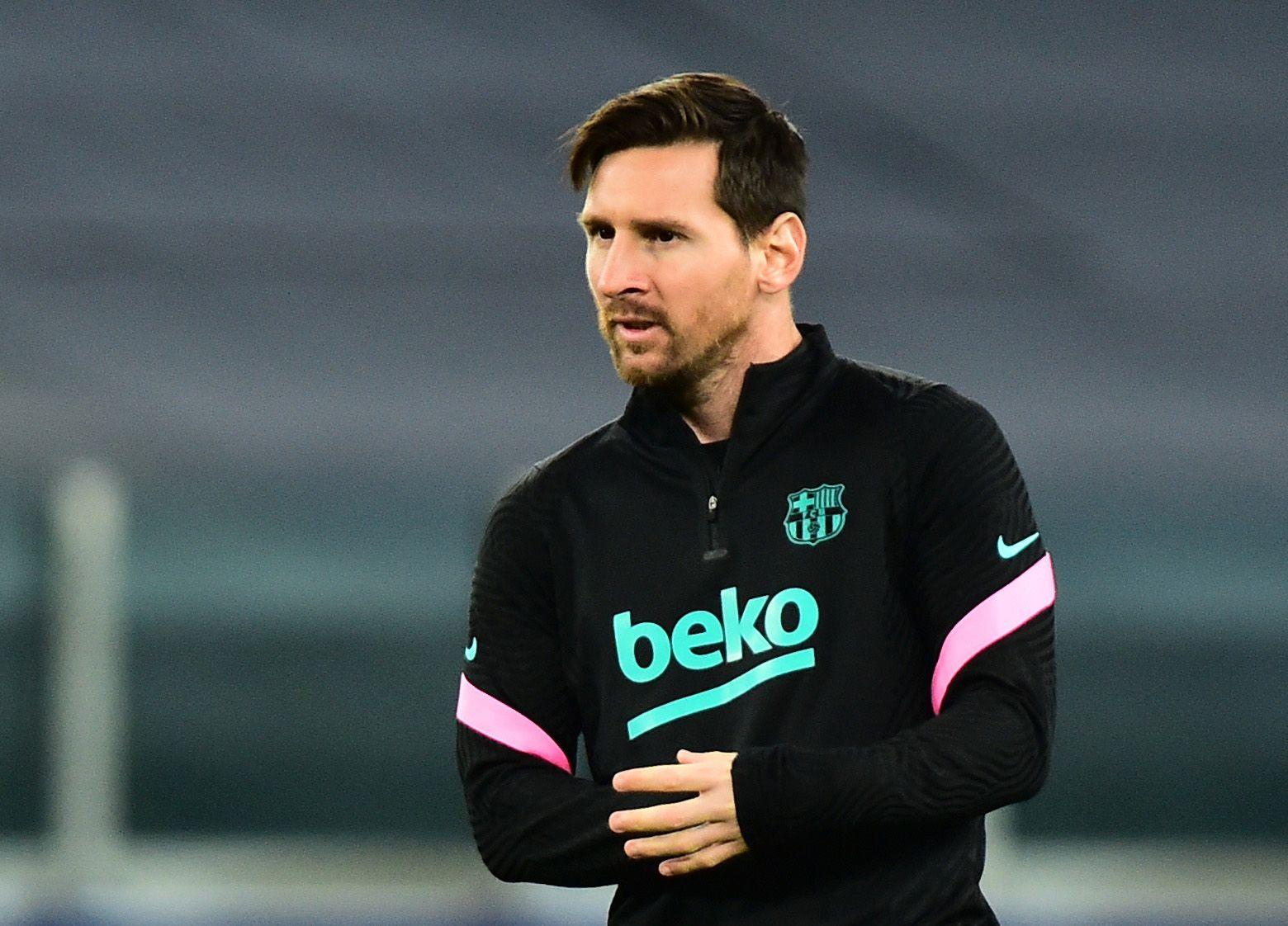 Messi todavía no resolvió su continuidad en la institución catalana (REUTERS/Massimo Pinca)