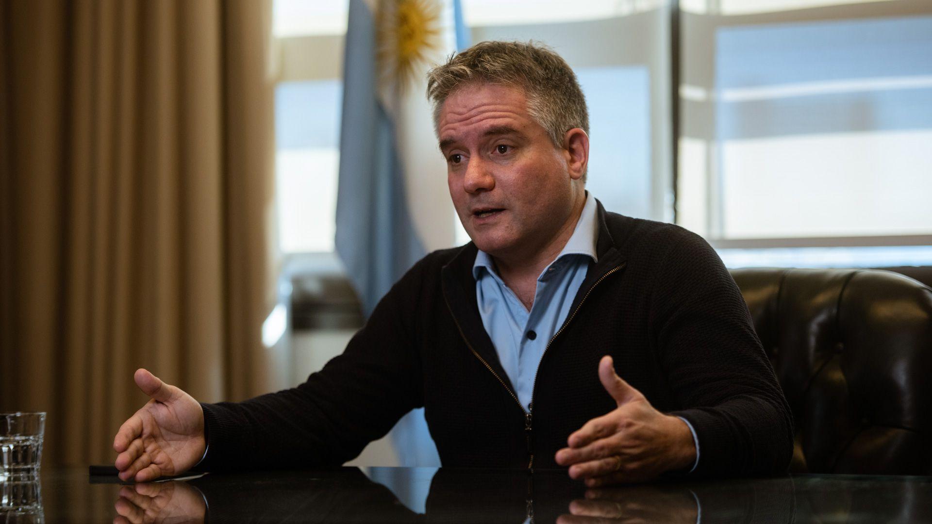 Marcelo Dalessandro Ministro de Seguridad y Justicia de la Ciudad Autónoma de Buenos Aires