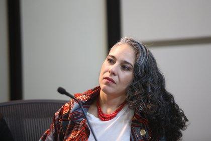 En la foto: La Representante, Maria José Pizarro Rodríguez. (Colprensa - Álvaro Tavera).