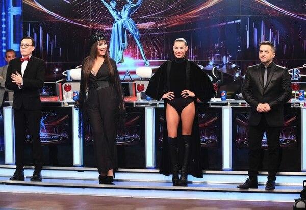 """El jurado del """"Bailando 2017"""""""