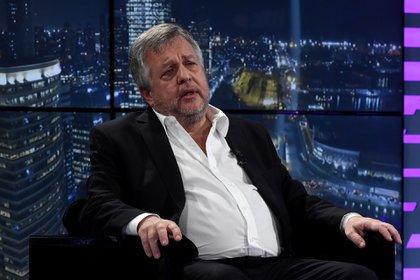 El fiscal Carlos Stornelli (Nicolás Stulberg)