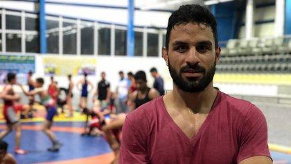 Navid Afkari, el luchador ejecutado por Irán