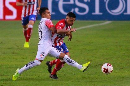 En el presente certamen, los tapatíos suman un punto de nueve posibles (Foto: Cortesía/ Atlético de San Luis)