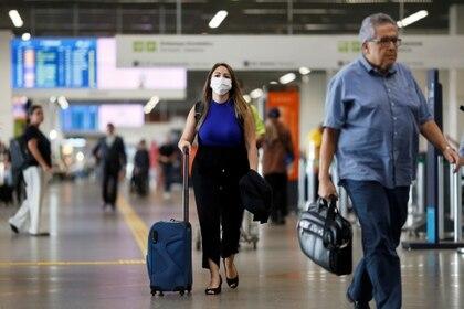 Brasil prohibirá el ingreso de europeos y asiáticos (REUTERS/Adriano Machado)