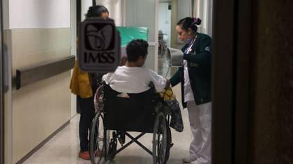 En los últimos días, aproximadamente 97 trabajadores del IMSS se han contagiado de COVID-19 en hospitales de Coahuila, Baja California Sur, Morelos, y Estado de México (Foto: Cuartoscuro)