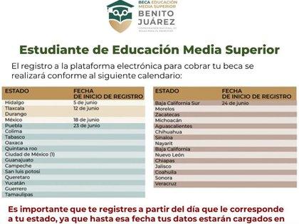 En días pasados se dio a conocer un calendario para el registro de estudiantes. (Foto: Especial)