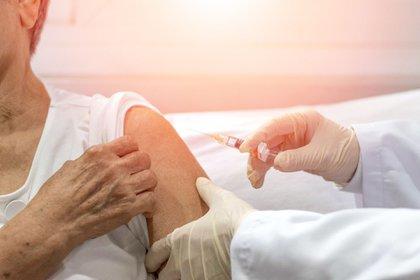 Los mayores de 60 años deben ser vacunados. Así también los niños menores de 2 años (Shutterstock)