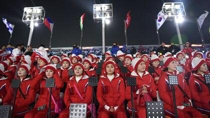 Corea del norte no estará en Tokio (AFP)