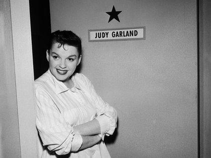 Judy apareceu en máis de 30 películas