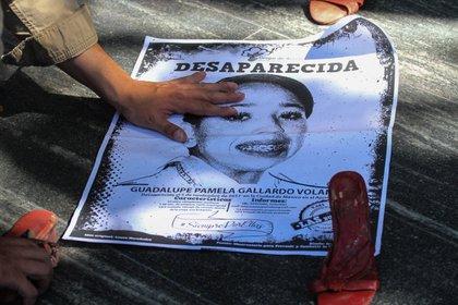 En muchas ocasiones los familiares denuncian las desapariciones (Crédito: Isaac Esquivel/CUARTOSCURO.COM)