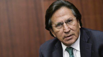 Alejandro Toledo, ex presidente de Perú (AFP)