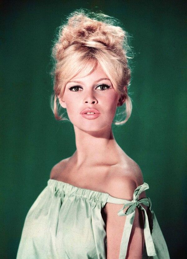El flequillo que impuso Brigitte Bardot