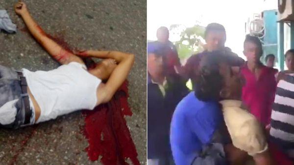Dos de las víctimas fatales de la represión chavista en Barinas