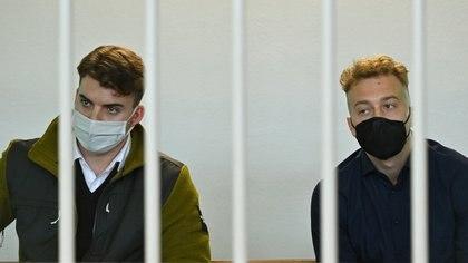 Dos estudiantes de EEUU fueron condenados a cadena perpetua por el asesinato de un policía en Roma