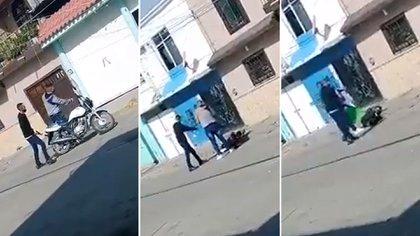 A plena luz del día y sin temor a la ley: sicarios del CJNG ejecutan a un hombre en Guanajuato