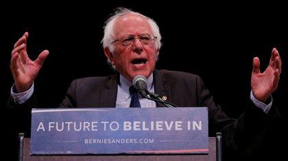 Bernie Sanders (Reuters)
