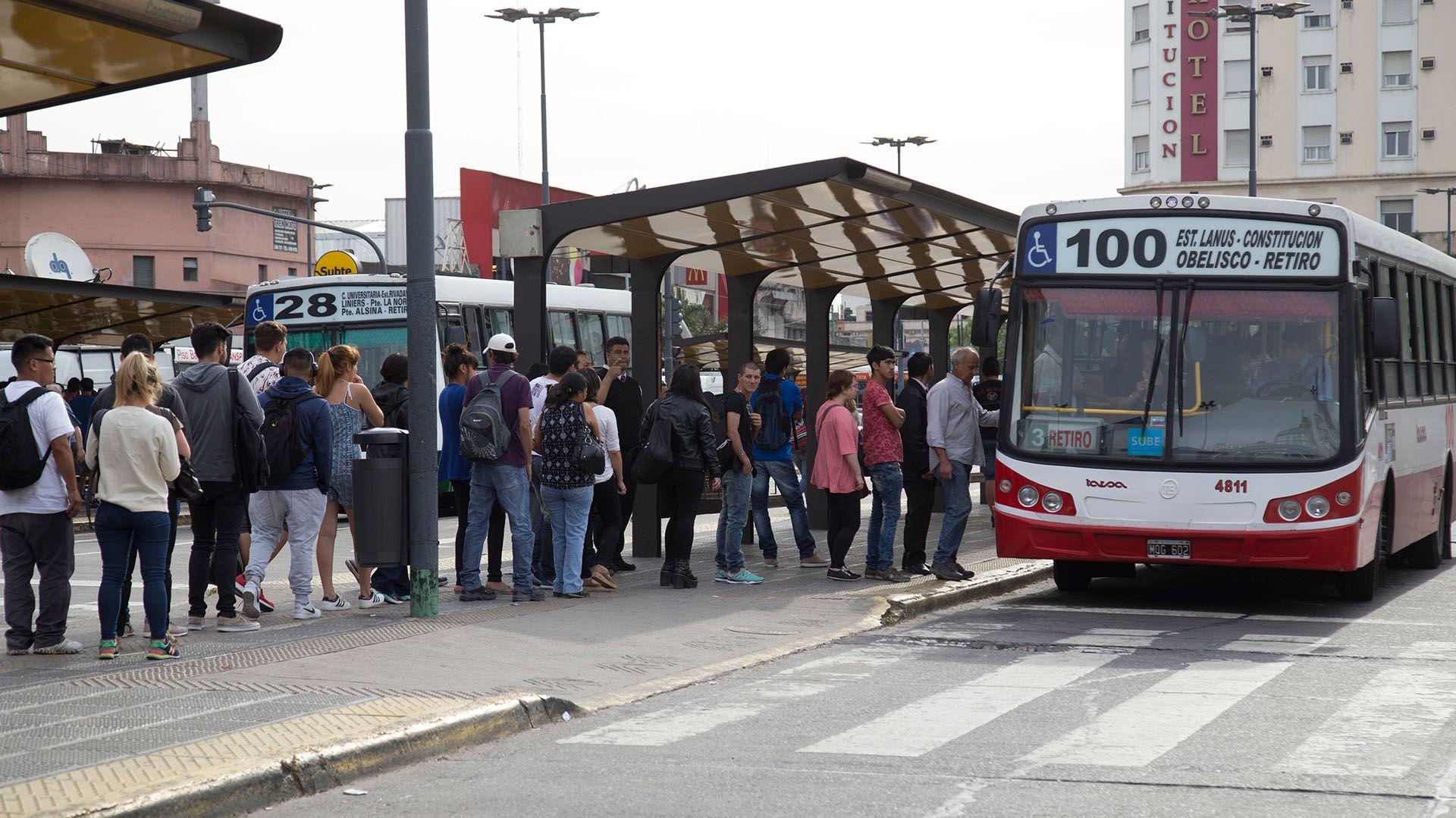 El transporte es uno de los ejes de preocupación en el gobierno nacional (NA)