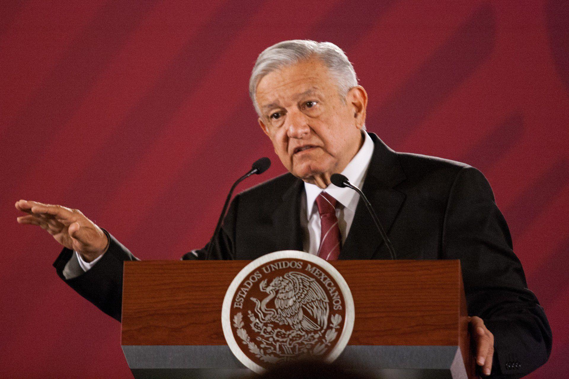 López Obrador pidió que se investigue a fondo el caso del narco (Foto: Cuartoscuro)