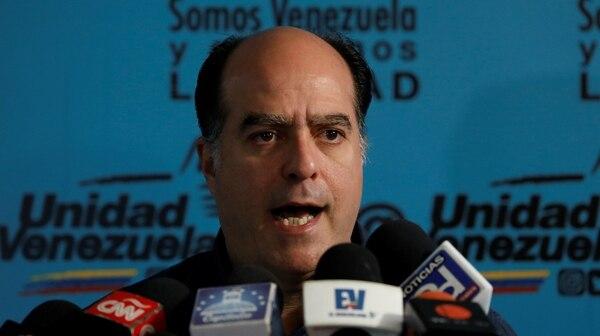 """Julio Borgesaseguró que el proceso de salida de Maduro """"ya comenzó"""" (REUTERS)"""