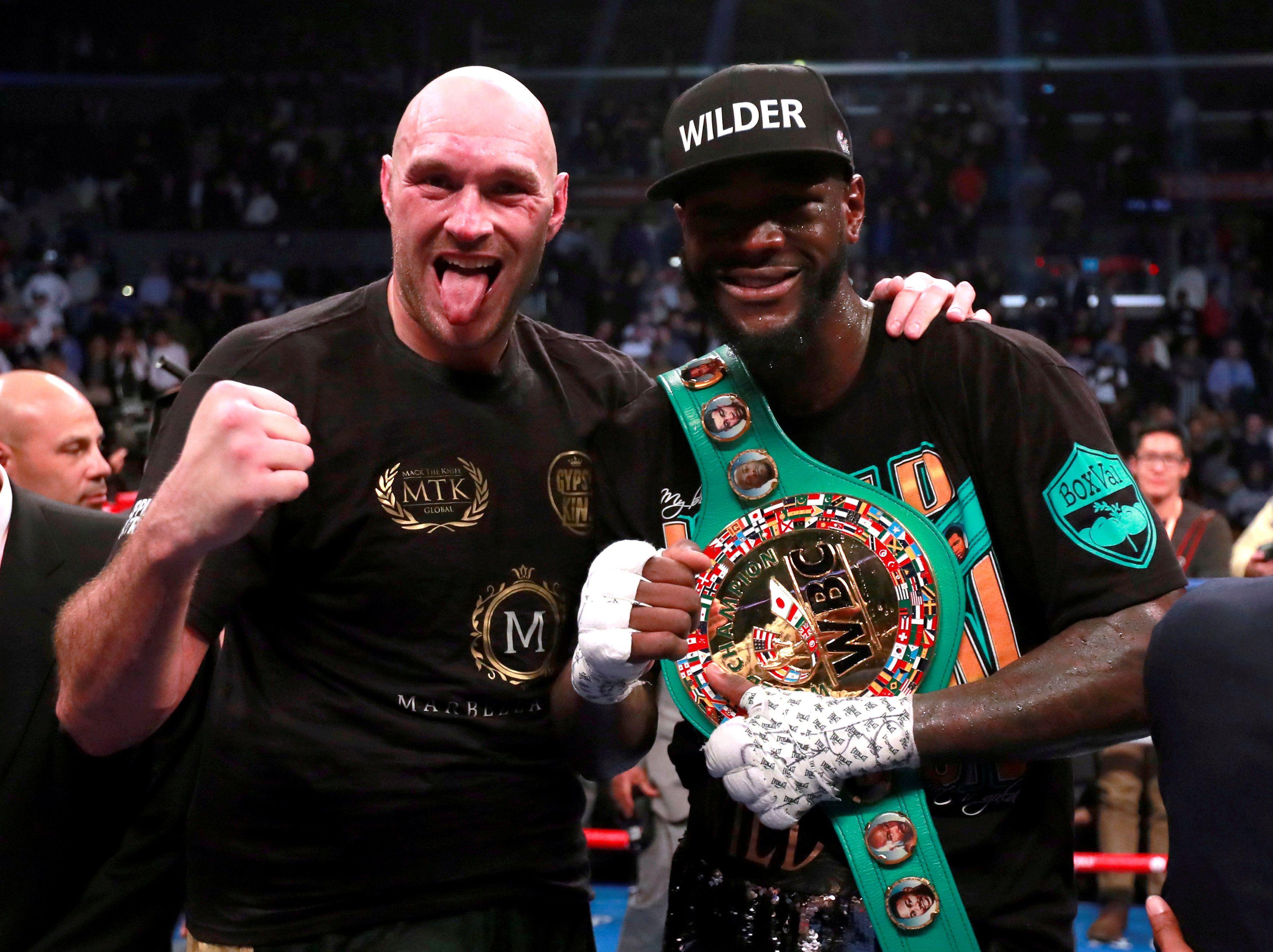 La pelea en el Staples Center de Los Angeles terminó en empate (Reuters/Andrew Couldridge/File Photo)
