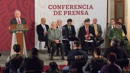 Toledo señaló las contradicciones y luchas de poder en la 4T (Foto: Cuartoscuro)