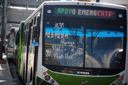 Estaciones de la Línea 1 como Pantitlán tendrán rutas directas a puntos céntricos de la ciudad (Foto: Daniel Augusto/cuartoscuro.com)