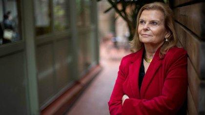 Carme Riera, una de las oradoras principales del Congreso de la Lengua Española (EFE)