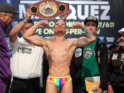 Orlando Cruz es el primer pugilista en haberse declarado abiertamente gay. (Foto: Archivo)