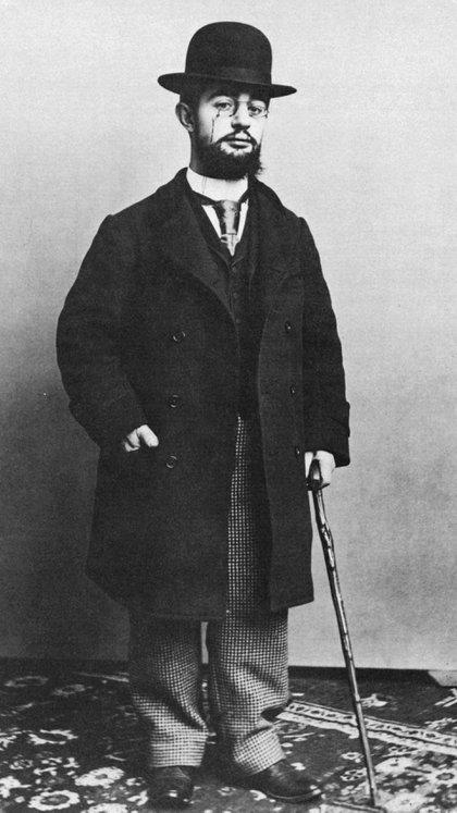 Henri De Toulouse-Lautrec en 1895 (Granger/Shutterstock)