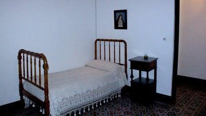 Habitación de Lorca