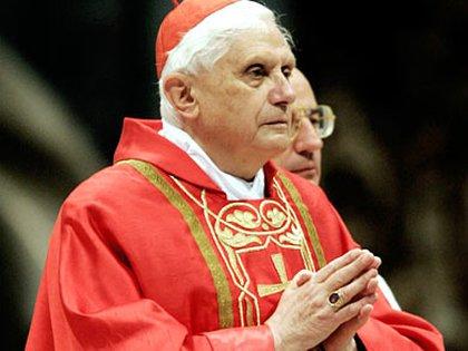 Antes de ser elegido papa, Joseph Ratzinger estuvo a cargo de la Congregación para la Doctrina de la Fe,
