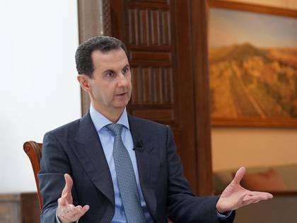 El dictador sirio Bashar al Assad (Reuters)