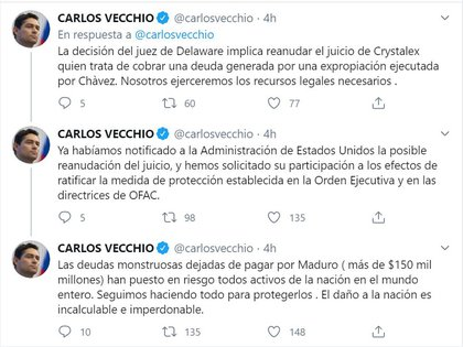 Carlos Vecchio-Twitter