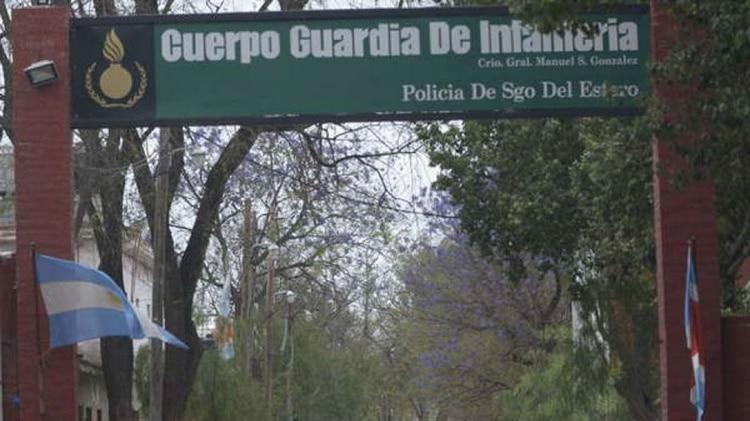 El gendarme quedó detenido en el Cuerpo de Infantería de Santiago del Estero