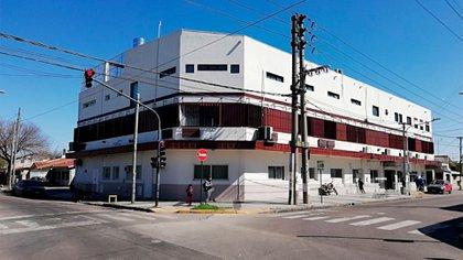 La clínica privada Centro de Salud Norte, en Gervasio Méndez 3952, Villa Adelina, partido de Vicente López